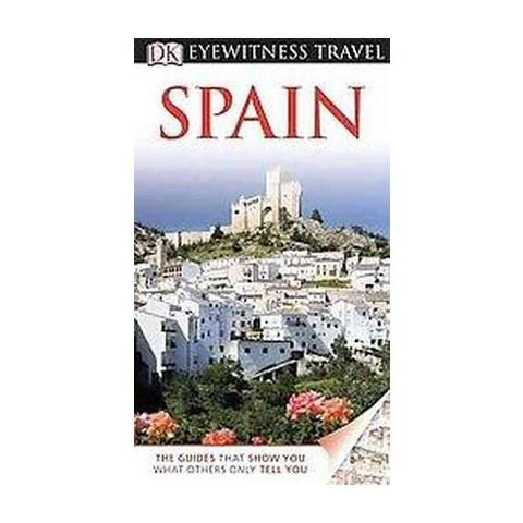 Eyewitness Travel Spain (Revised) (Paperback)