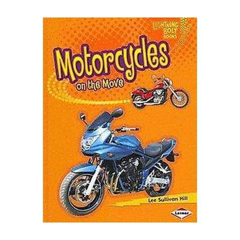 Motorcycles on the Move (Hardcover)