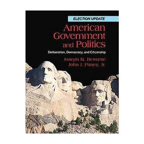 American Government and Politics (Paperback)