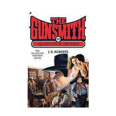 Showdown in Cheyenne (Paperback)