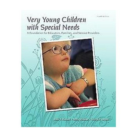 Very Young Children With Special Needs (Paperback)