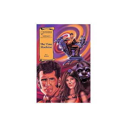 The Time Machine (Reprint) (Hardcover)