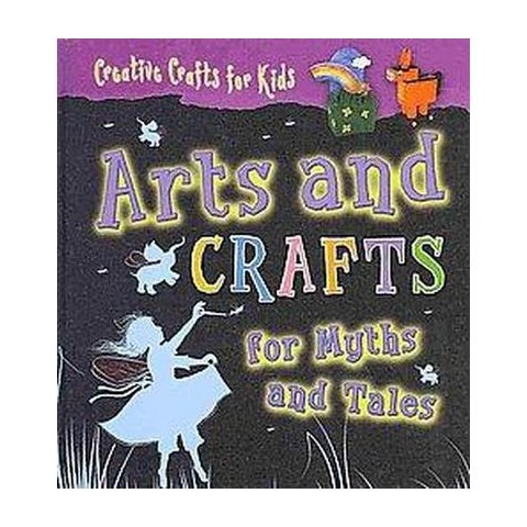 Arts and crafts for myths and tales hardcover target for Target arts and crafts