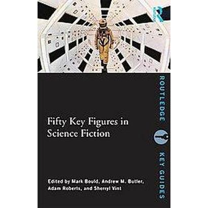 Fifty Key Figures in Science Fiction (Paperback)