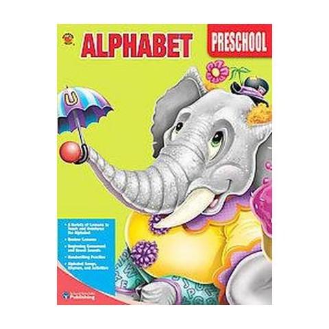 Brighter Child Book of the Alphabet