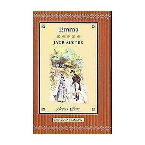 Emma ` ( The Collector's Library) (New) (Hardcover)