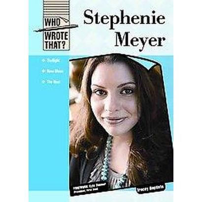 Stephenie Meyer (Hardcover)
