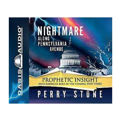 Nightmare Along Pennsylvania Avenue (Unabridged) (Compact Disc)