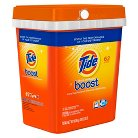 Tide Stain Release Boost In-Wash Stain Remover Pacs 62 Count