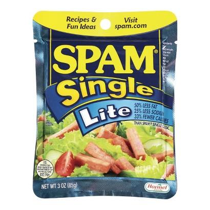 Spam Singles Lite 3oz