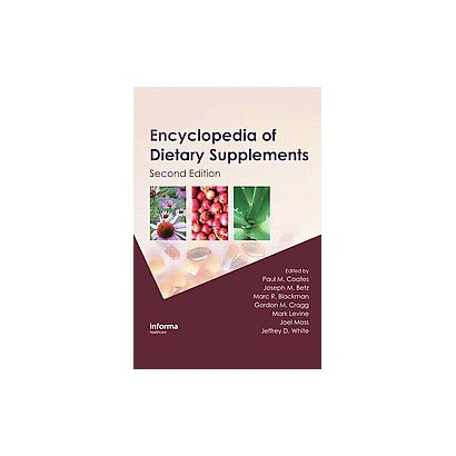 Encyclopedia of Dietary Supplements (Hardcover)