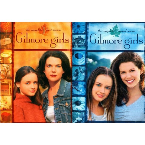 Gilmore Girls: The Complete Seasons 1 and 2 (12 Discs) (S)