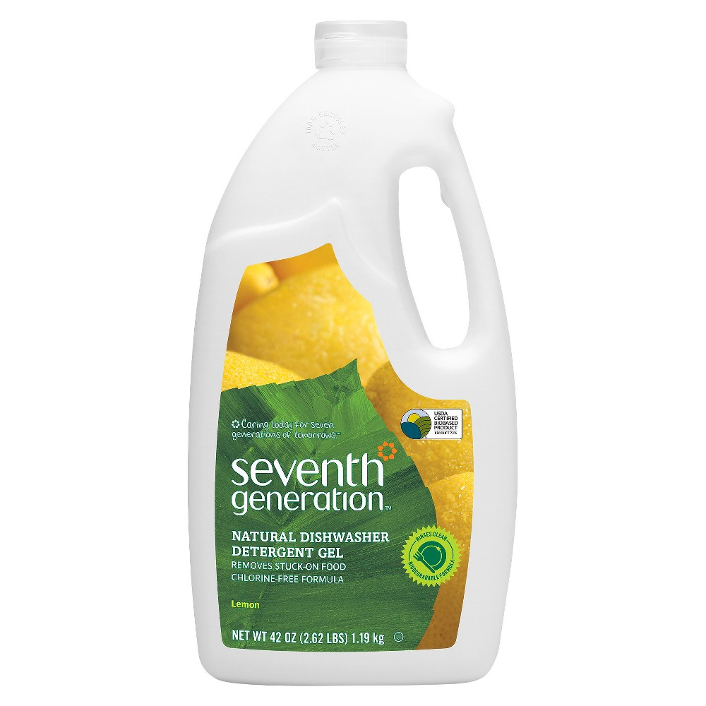 Seventh Generation Natural Free Clear Detergent