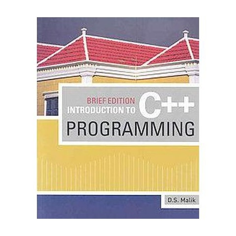 Introduction to C++ Programming (Brief) (Paperback)