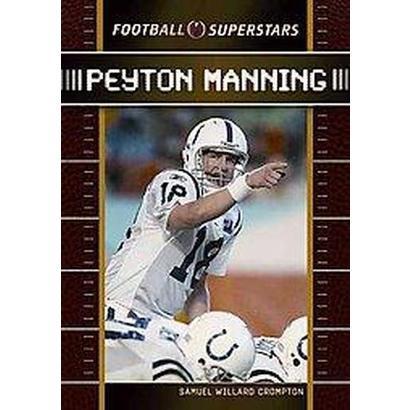 Peyton Manning (Hardcover)