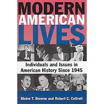 Modern American Lives (Hardcover)