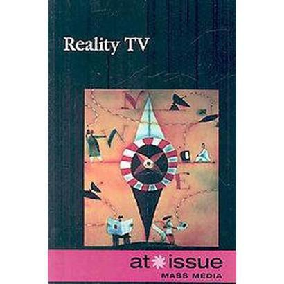 Reality TV (Hardcover)