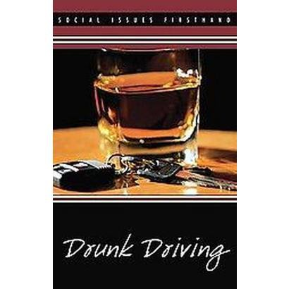 Drunk Driving (Hardcover)