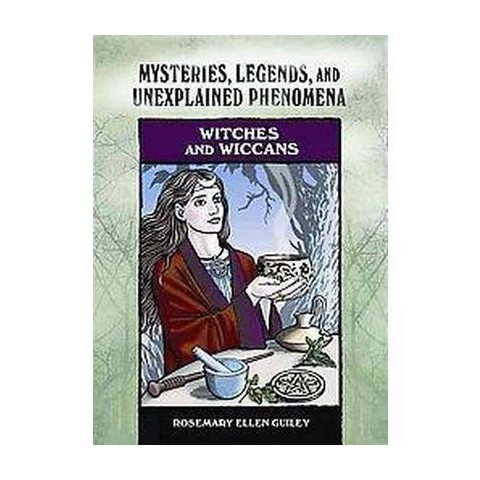 Witches and Wiccans (Hardcover)