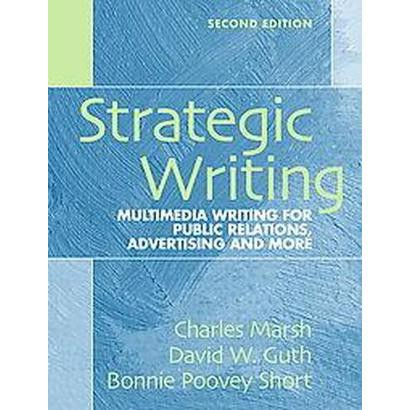 Strategic Writing (Spiral)