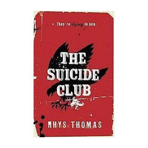 The Suicide Club (Reprint) (Paperback)