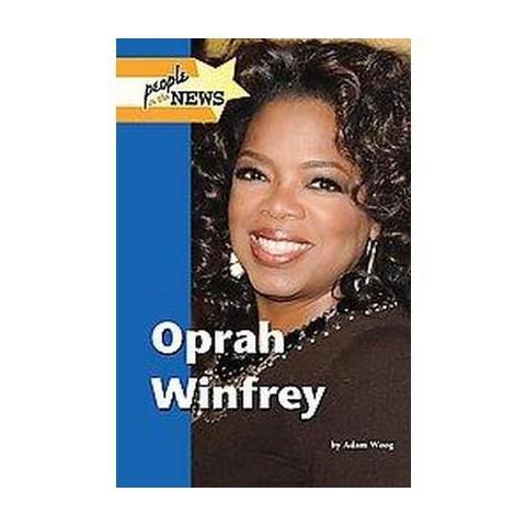 Oprah Winfrey ( PEOPLE IN THE NEWS) (Hardcover)
