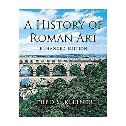 A History of Roman Art, Enhanced Edition (Paperback)