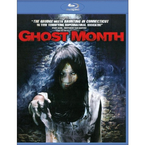 Ghost Month (Blu-ray)