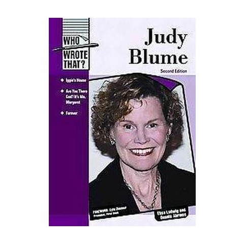 Judy Blume (Hardcover)