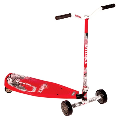 Pulse Slither Scooter - Red