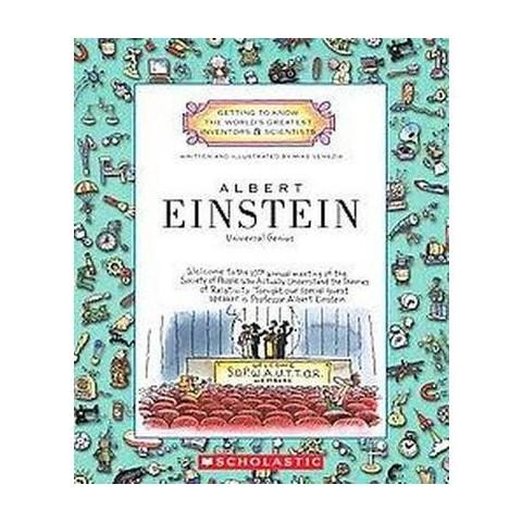 Albert Einstein (Reprint) (Paperback)