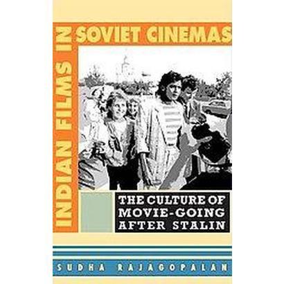 Indian Films in Soviet Cinemas (Paperback)