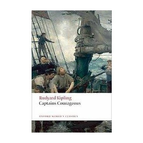 Captains Courageous (Reprint) (Paperback)