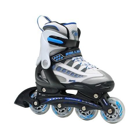Roller Derby Rocket MDX Adjustable Boy's Inline Skate - Multicolor