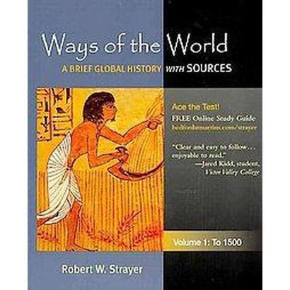 Ways of the World/ Rand McNally Historical Atlas of the World (Mixed media product)