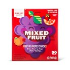 Mixed Fruit Flavored Snacks 50 Count - Market Pantry™