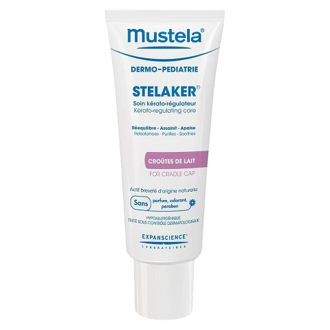 Mustela Stelaker Purifying Scalp Cream - 1.3 oz.