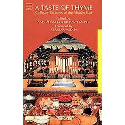 A Taste of Thyme (Subsequent) (Paperback)