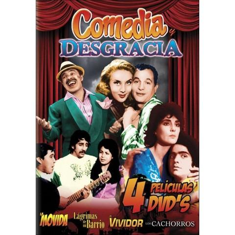 Comedia y Desgracia (4 Discs)