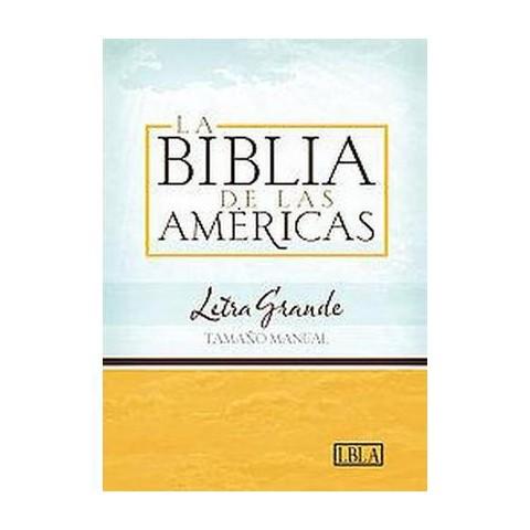 Santa Biblia (Large Print) (Paperback)