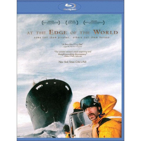 At the Edge of the World (Blu-ray)