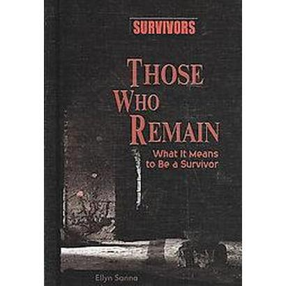 Those Who Remain (Hardcover)