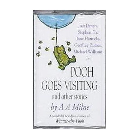 Pooh Goes Visiting (Audio Cassette)