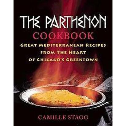 The Parthenon Cookbook (Hardcover)