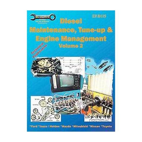 Diesel Maintenance, Tune-up and Engine Management (Volume 2) (New) (Paperback)