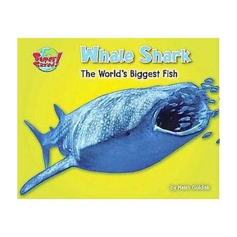 Whale Shark ( SuperSized!) (Hardcover)