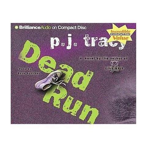 Dead Run (Abridged) (Compact Disc)