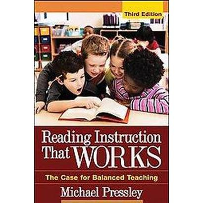 Reading Instruction That Works (Paperback)