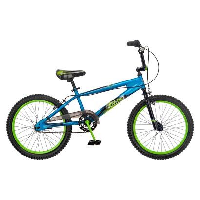 "Schwinn Boys Falcon  20"" Youth Bike- Blue/Green"