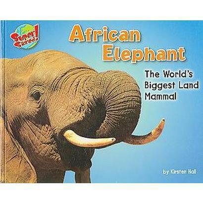 African Elephant (Hardcover)